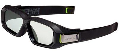 Новые 3D-очки от компании Nvidia