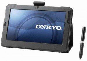 Обзор планшетных компьютеров от Onkyo, Gigabyte и New Technologies Group
