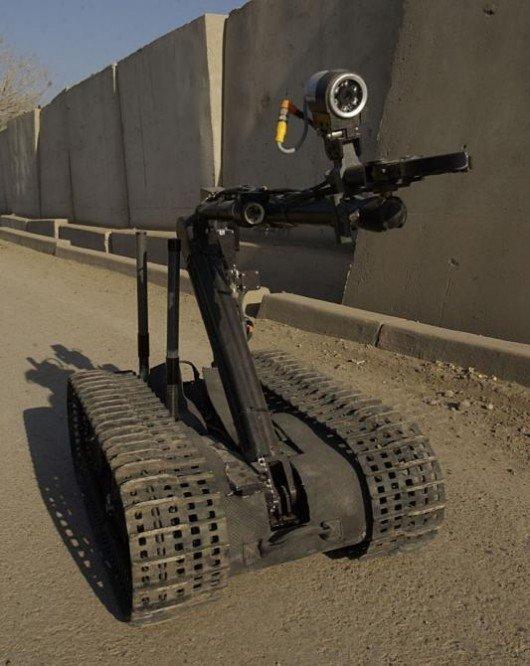 QinetiQ обеспечивает поставку беспилотных роботизированных систем для оказания помощи Японии в этот тяжелый для нее период