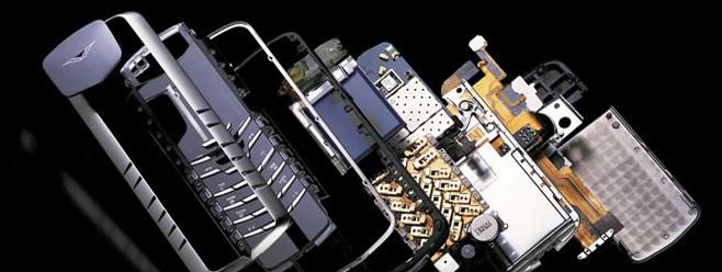 Тонкости выполнения ремонта телефонов Vertu