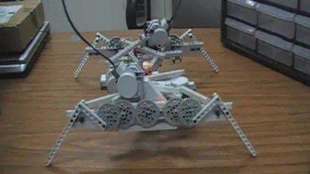 Эксперимент по обучению робота