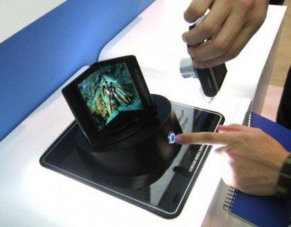 Планшеты и смартфоны с гибкими диспелеями выпустит компания Samsung