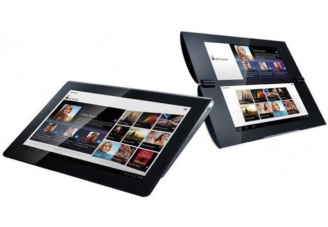 Sony выпустил тизер видео, показывающее более подробно изогнутые конструкции нового Sony-таблетки
