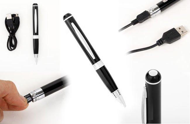 Thanko показали новые и обновленные версии своих популярных Spy Pen