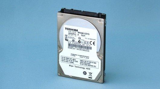 С винчестером от Toshiba вы избежите случайной потери или преднамеренной кражи информации с HDD