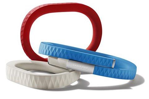 Гаджет-браслет Jawbone Up проконтролирует три аспекта