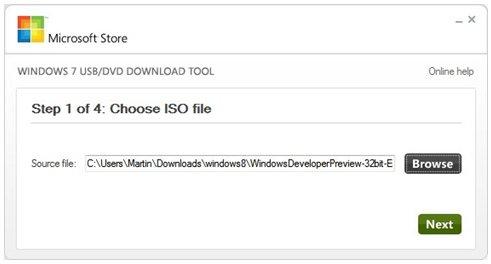 Установка Windows 8 через USB