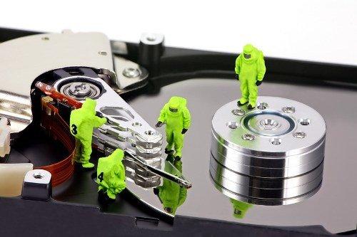 Восстанавливаем удаленные файлы на компьютере
