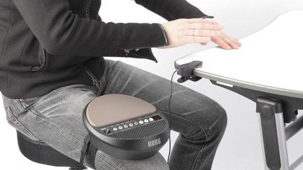 Wavedrum Mini - портативный синтезатор барабана