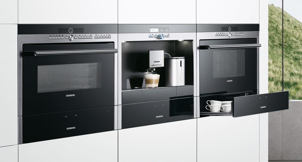 Встраиваемая техника на кухню