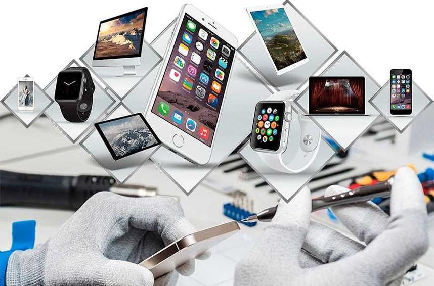 Диагностика и ремонт техники Apple