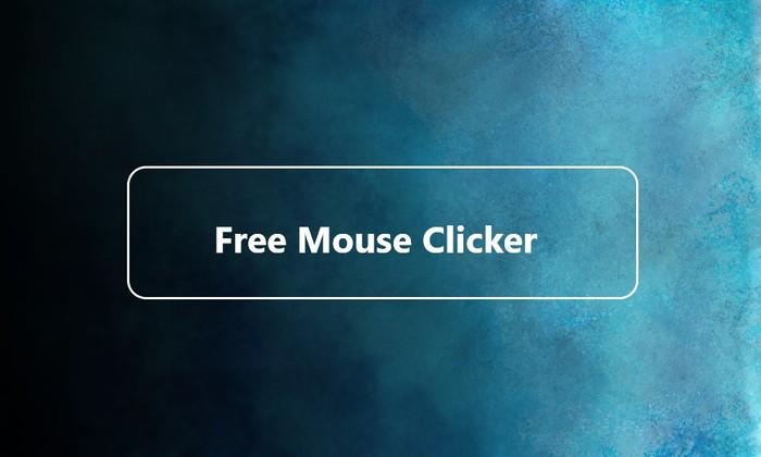 GS Auto Clicker