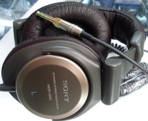 Наушники MDR-V900HD от Sony