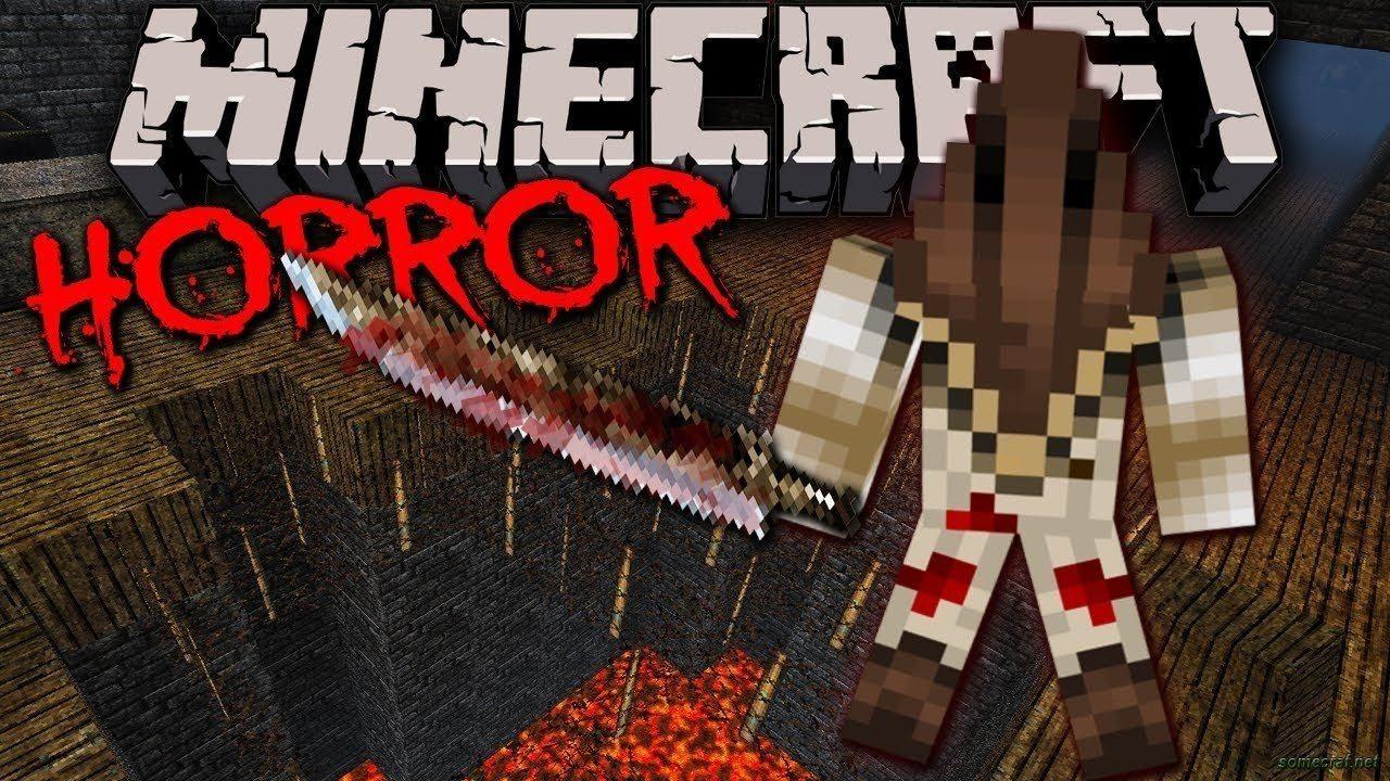 Minecraft Horror
