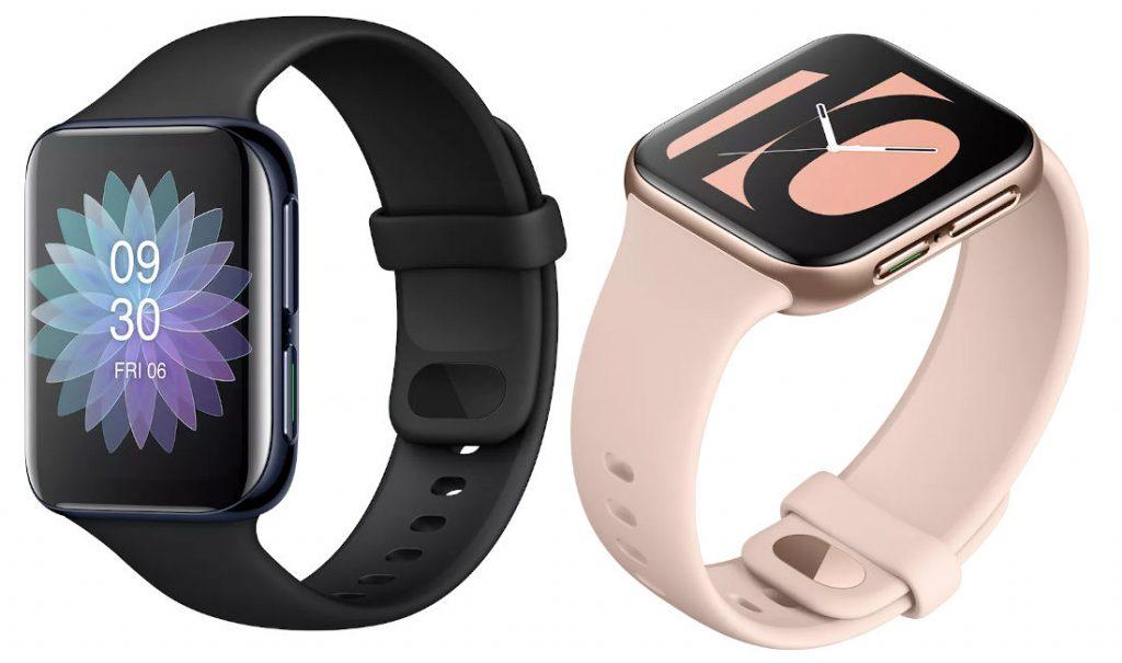 часы Oppo Watch