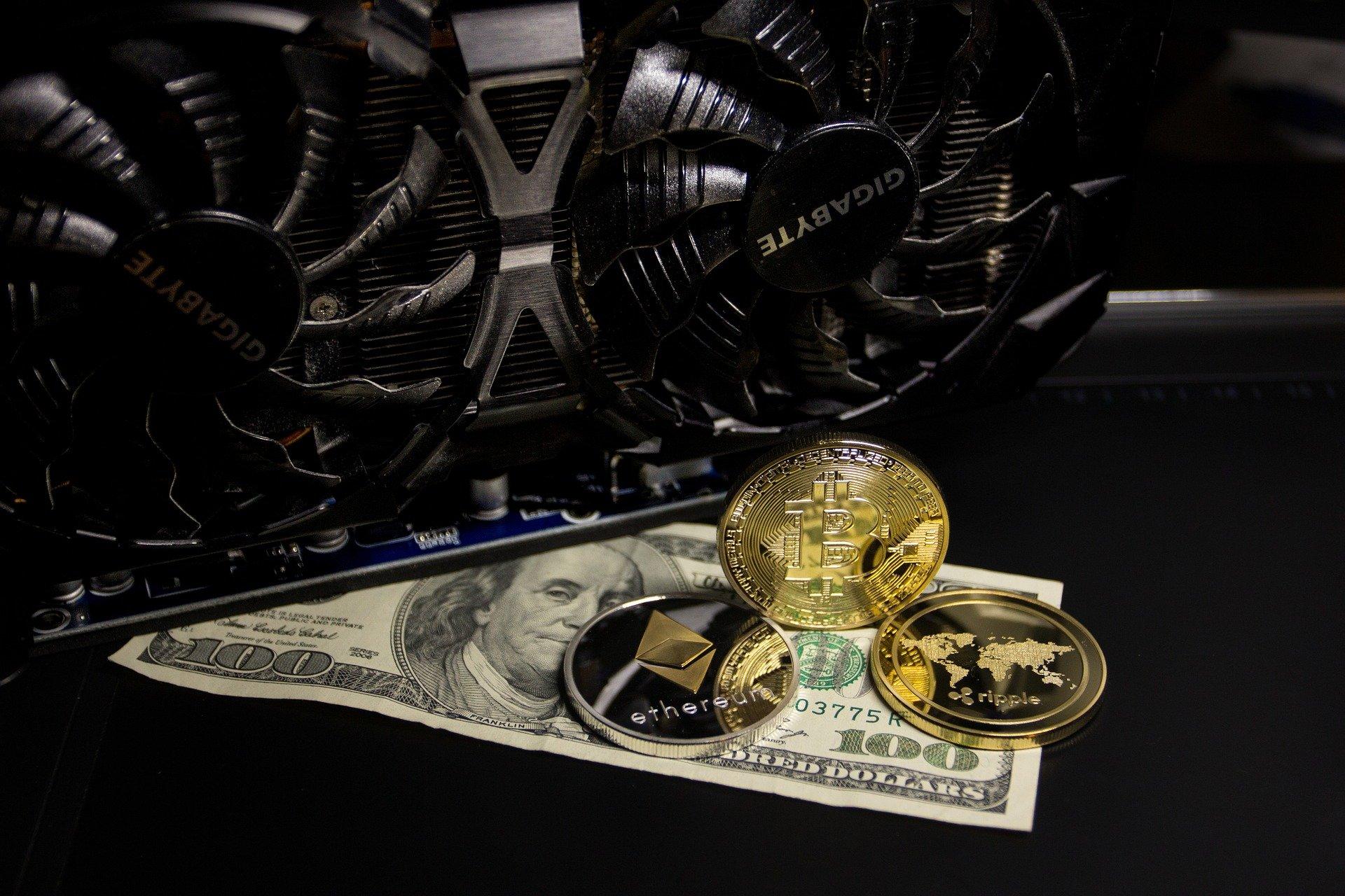как заработать криптовалюту бех финансовых вложений